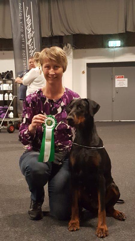 National show i Denmark – Judge Marit Sunde, No